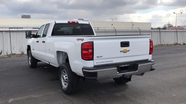 2018 Silverado 2500 Double Cab 4x4,  Pickup #JZ267370 - photo 2