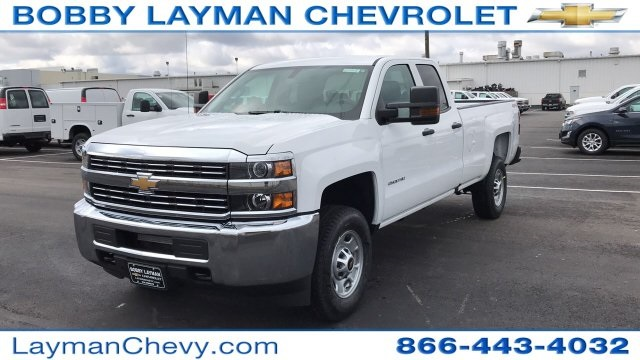 2018 Silverado 2500 Double Cab 4x4,  Pickup #JZ268588 - photo 3