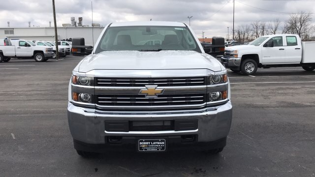 2018 Silverado 2500 Double Cab 4x4,  Pickup #JZ268588 - photo 4