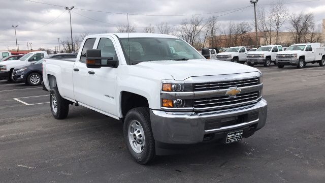 2018 Silverado 2500 Double Cab 4x4,  Pickup #JZ268588 - photo 5