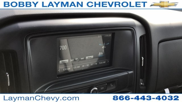 2018 Silverado 2500 Double Cab 4x4, Pickup #JZ268650 - photo 19
