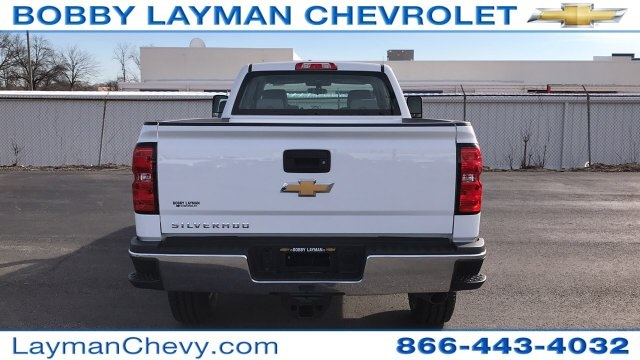 2018 Silverado 2500 Double Cab 4x4, Pickup #JZ268650 - photo 7