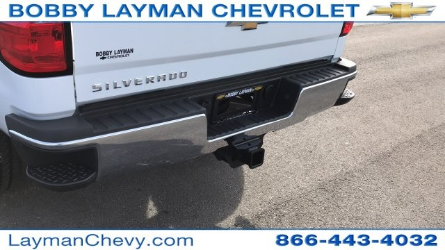 2018 Silverado 2500 Double Cab 4x4, Pickup #JZ268650 - photo 8