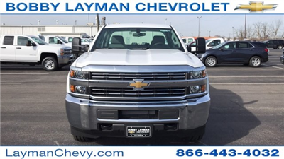 2018 Silverado 2500 Double Cab 4x4, Pickup #JZ268650 - photo 4