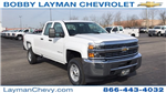 2018 Silverado 2500 Double Cab 4x4, Pickup #JZ268650 - photo 5