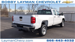 2018 Silverado 2500 Double Cab 4x4, Pickup #JZ268650 - photo 6