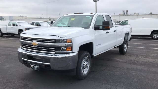 2018 Silverado 2500 Double Cab 4x4,  Pickup #JZ273730 - photo 3