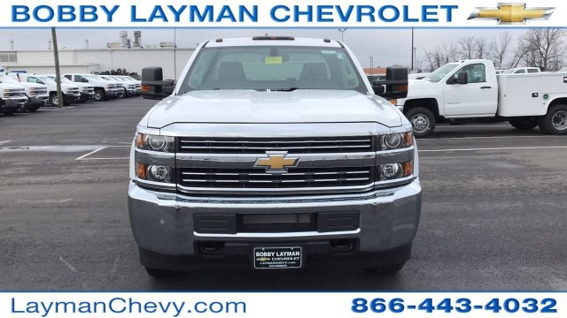 2018 Silverado 2500 Double Cab 4x4,  Pickup #JZ273730 - photo 4