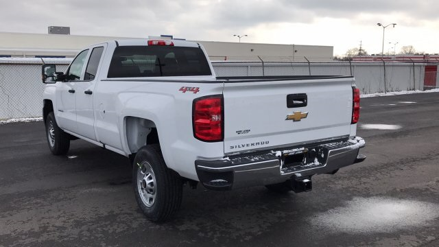 2018 Silverado 2500 Double Cab 4x4,  Pickup #JZ273730 - photo 2
