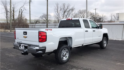 2018 Silverado 2500 Double Cab 4x4, Pickup #JZ273730 - photo 6
