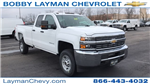 2018 Silverado 2500 Double Cab 4x4, Pickup #JZ273730 - photo 5