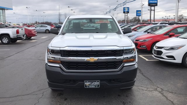 2018 Silverado 1500 Regular Cab 4x4,  Pickup #JZ275379 - photo 4