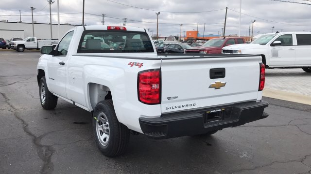 2018 Silverado 1500 Regular Cab 4x4,  Pickup #JZ275379 - photo 2
