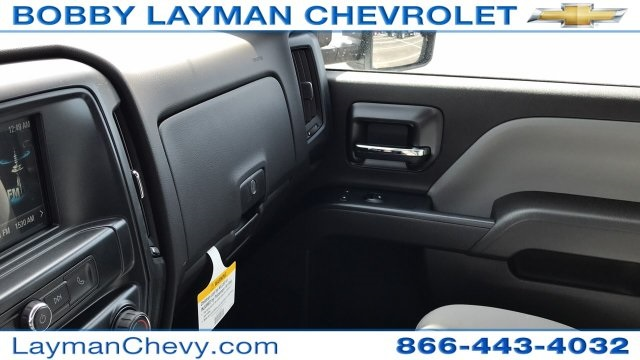 2018 Silverado 2500 Double Cab 4x4, Service Body #JZ320575 - photo 23
