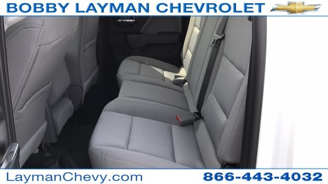 2018 Silverado 2500 Double Cab 4x4, Service Body #JZ320575 - photo 25