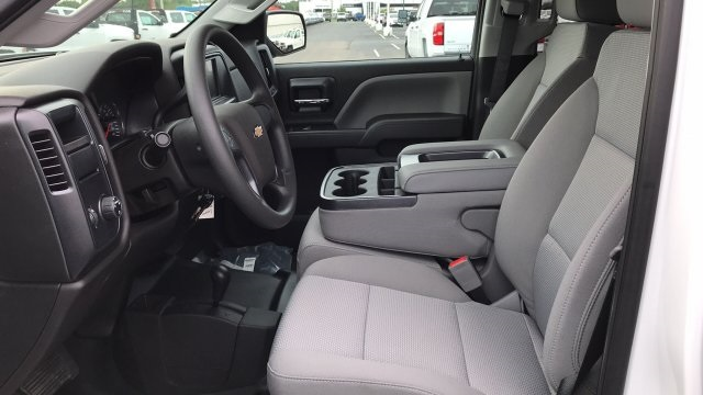 2018 Silverado 2500 Double Cab 4x4,  Knapheide Standard Service Body #JZ334872 - photo 14