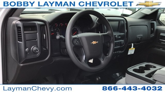 2018 Silverado 2500 Double Cab 4x4,  Knapheide Standard Service Body #JZ334872 - photo 15