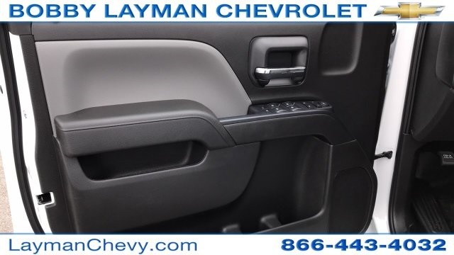 2018 Silverado 2500 Double Cab 4x4,  Knapheide Standard Service Body #JZ334872 - photo 20