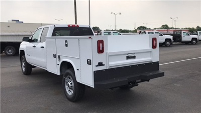 2018 Silverado 2500 Double Cab 4x4,  Knapheide Standard Service Body #JZ334872 - photo 2