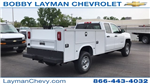 2018 Silverado 2500 Double Cab 4x4,  Knapheide Standard Service Body #JZ334872 - photo 5