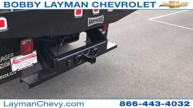 2019 Silverado 3500 Regular Cab 4x4,  Stake Bed #KF101209 - photo 8