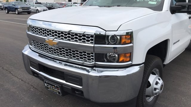 2019 Silverado 3500 Regular Cab 4x4,  Stake Bed #KF101209 - photo 29