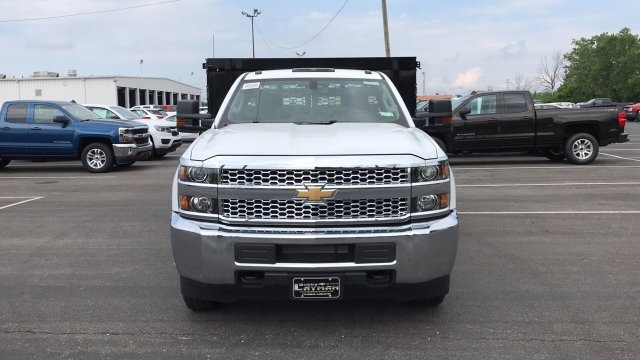 2019 Silverado 3500 Regular Cab 4x4,  Stake Bed #KF101209 - photo 7