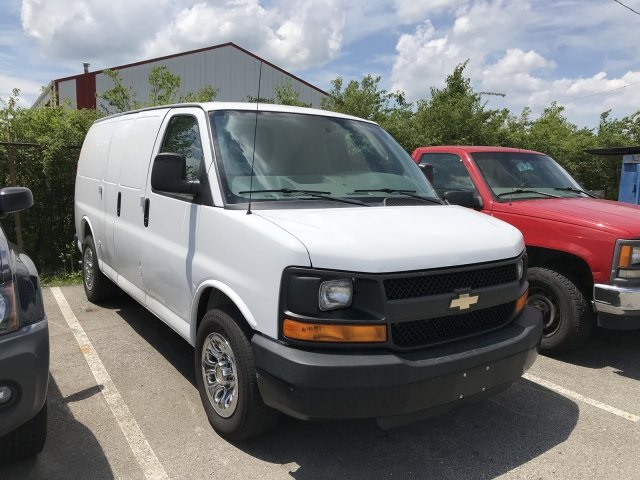 2014 Express 1500 4x2,  Empty Cargo Van #P104356 - photo 5
