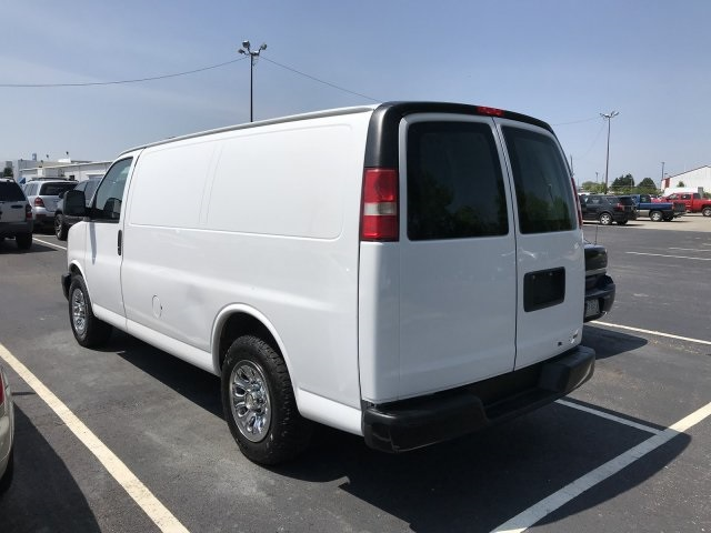 2014 Express 1500 4x2,  Empty Cargo Van #P106703A - photo 3