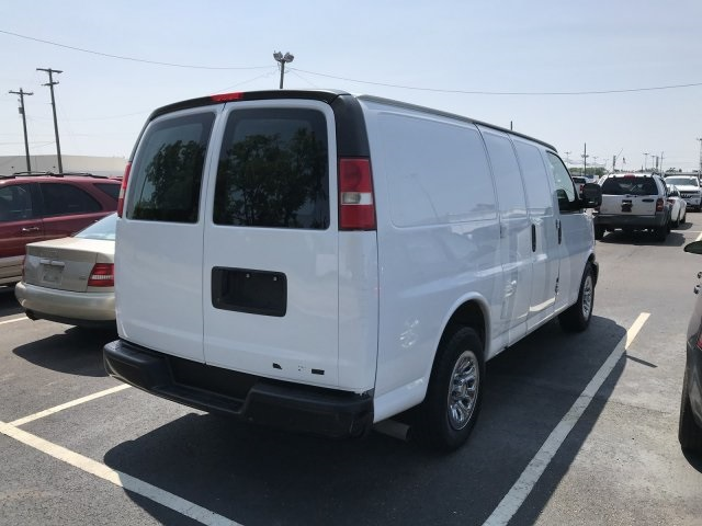 2014 Express 1500 4x2,  Empty Cargo Van #P106703A - photo 7