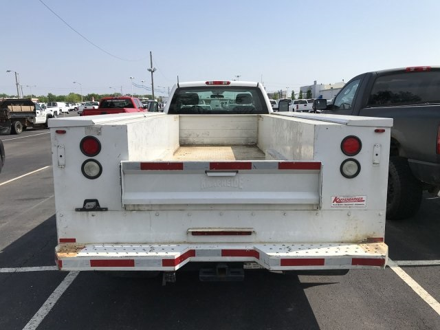 2014 Silverado 3500 Regular Cab 4x2,  Service Body #P110690 - photo 5