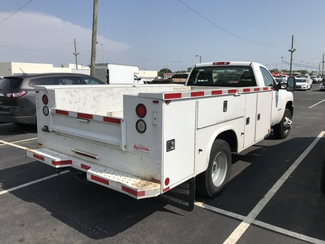 2014 Silverado 3500 Regular Cab 4x2,  Service Body #P110690 - photo 7