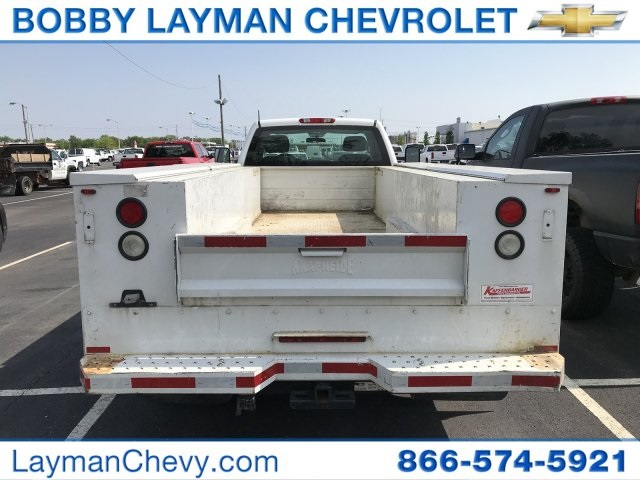2014 Silverado 3500 Regular Cab 4x2,  Service Body #P110690 - photo 6