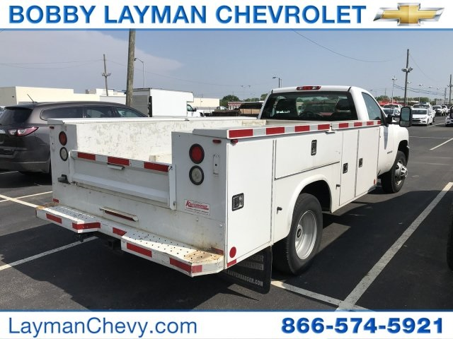 2014 Silverado 3500 Regular Cab 4x2,  Service Body #P110690 - photo 8