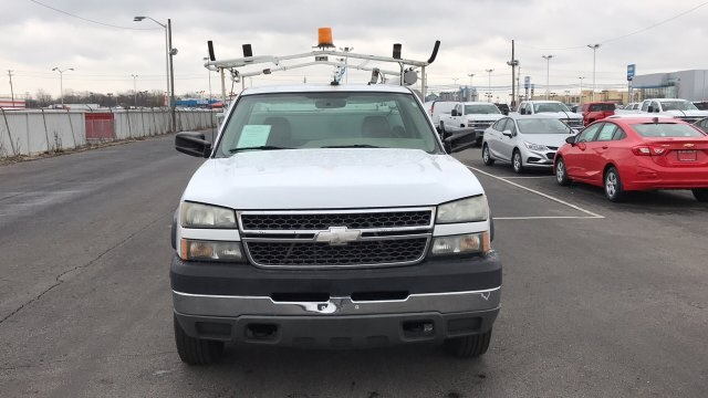 2005 Silverado 2500 Regular Cab 4x2,  Service Body #P154307 - photo 9