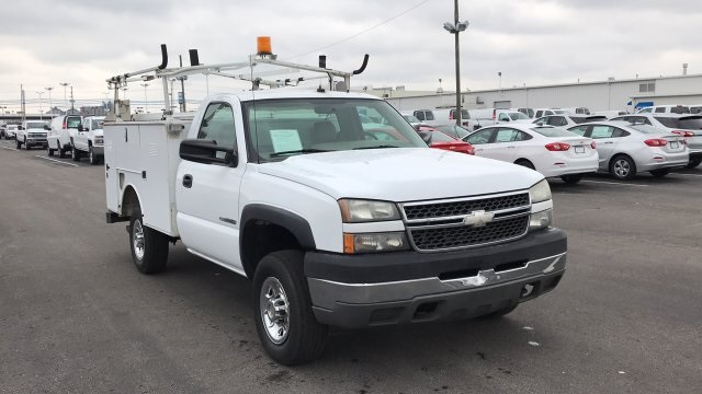 2005 Silverado 2500 Regular Cab 4x2,  Service Body #P154307 - photo 11
