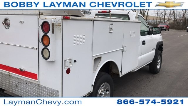 2005 Silverado 2500 Regular Cab 4x2,  Service Body #P154307 - photo 22