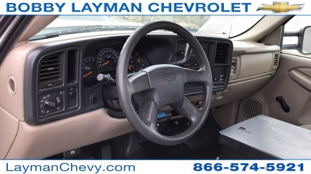 2005 Silverado 2500 Regular Cab 4x2,  Service Body #P154307 - photo 34