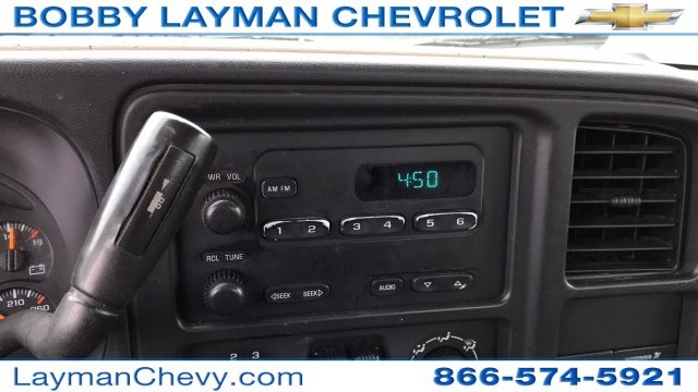 2005 Silverado 2500 Regular Cab 4x2,  Service Body #P154307 - photo 50