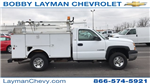 2005 Silverado 2500 Regular Cab 4x2,  Service Body #P154307 - photo 1