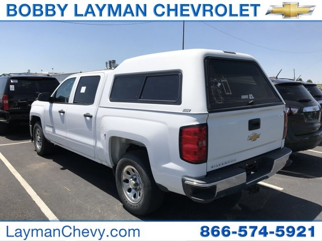 2015 Silverado 1500 Crew Cab 4x2,  Pickup #P418831 - photo 4