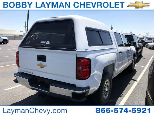 2015 Silverado 1500 Crew Cab 4x2,  Pickup #P418831 - photo 6