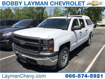 2015 Silverado 1500 Crew Cab 4x2,  Pickup #P418831 - photo 2