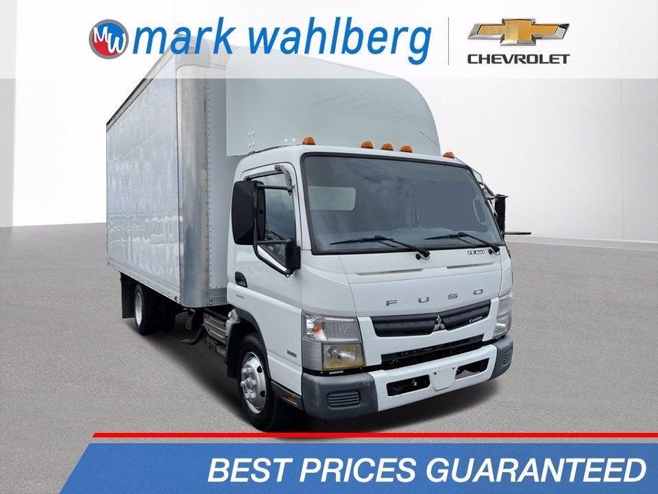 2012 Mitsubishi Fuso Truck, Dry Freight #PCA001777 - photo 1