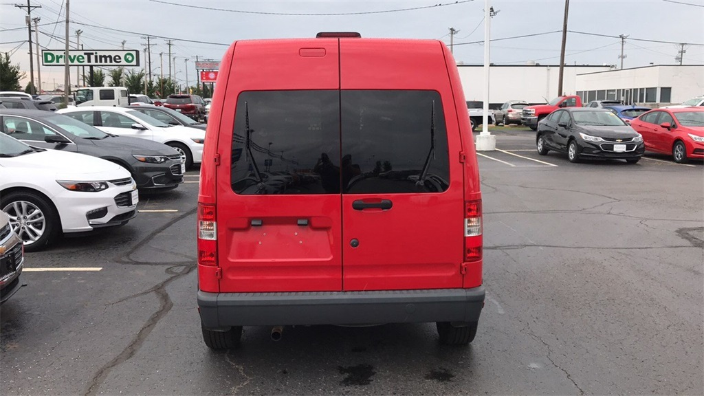 2012 Transit Connect 4x2,  Upfitted Cargo Van #PCA091833 - photo 8