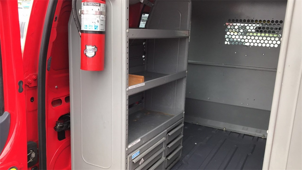 2012 Transit Connect 4x2,  Upfitted Cargo Van #PCA091833 - photo 10