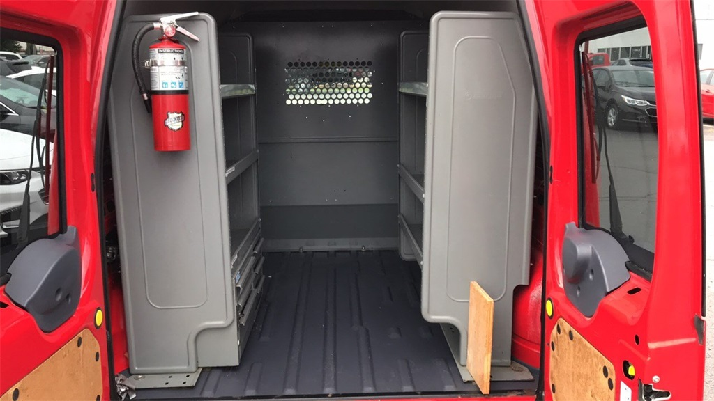 2012 Transit Connect 4x2,  Upfitted Cargo Van #PCA091833 - photo 9