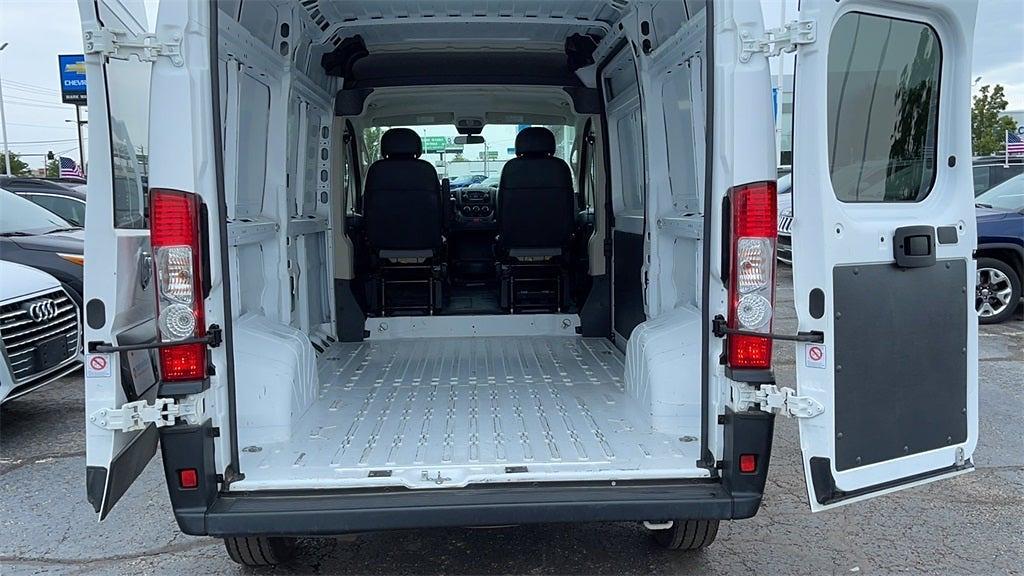 2020 Ram ProMaster 1500 High Roof FWD, Empty Cargo Van #PCA104399 - photo 1