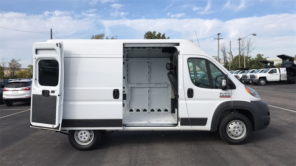 2018 ProMaster 1500 High Roof FWD,  Empty Cargo Van #PCA105130 - photo 5