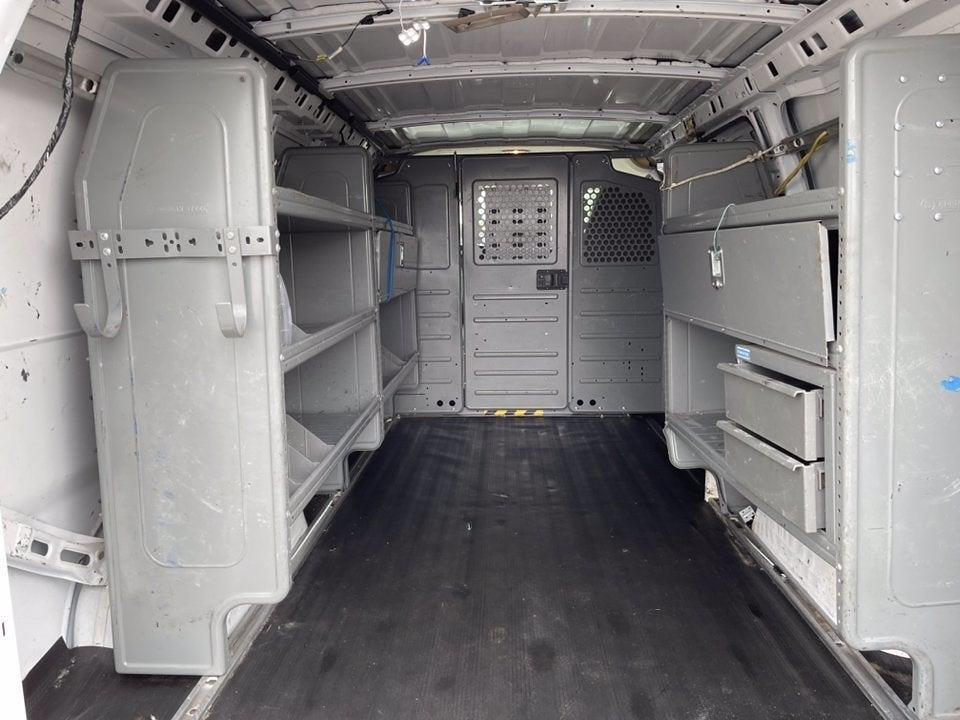 2012 Chevrolet Express 3500 4x2, Upfitted Cargo Van #PCA109129 - photo 1